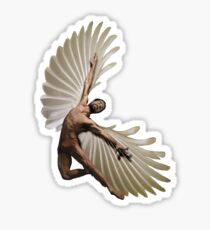Icarus Sticker