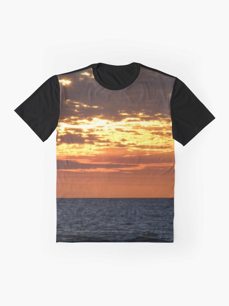 Alternate view of Nightcliff Twilight Graphic T-Shirt