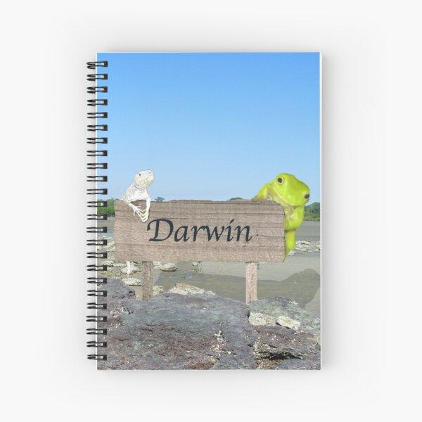 Darwin Spiral Notebook