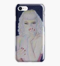 Miss Mosh iPhone Case/Skin