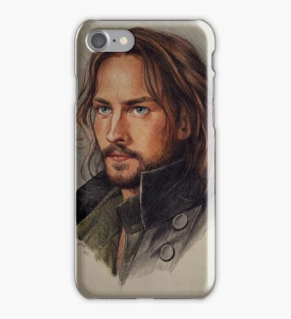 Ichabod #2 iPhone Case/Skin