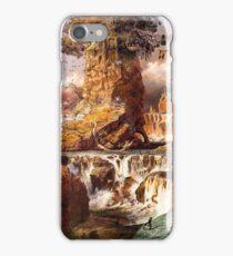 Hortus conclusus iPhone Case/Skin