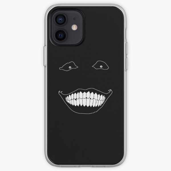Solo Leveling - Statue of God - Smile iPhone Soft Case