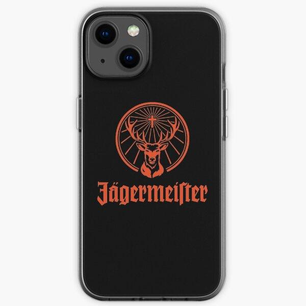 Zufrieden mit Jägermeister iPhone Flexible Hülle