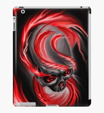 Electrified Mysticism - red iPad Case/Skin