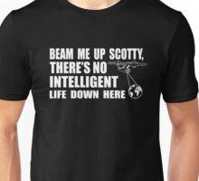 Beam Me Up Scotty Unisex T-Shirt