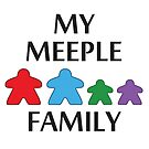 My Meeple Family by Mehdals