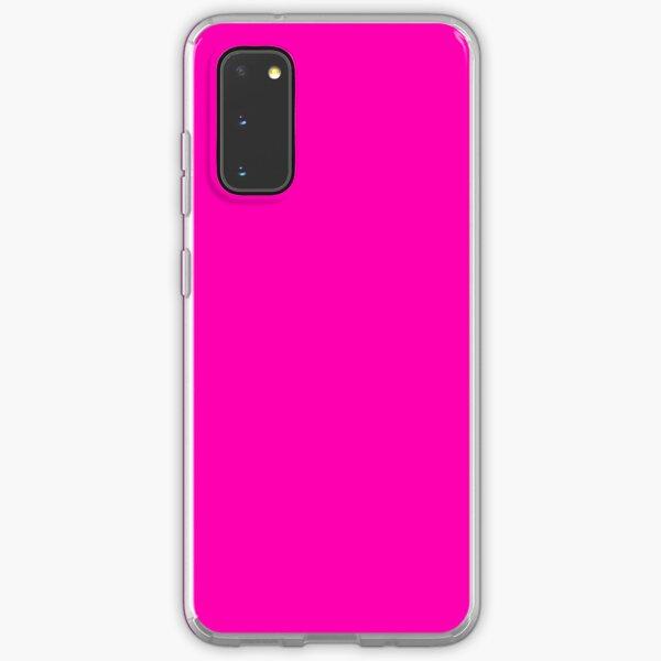 Hot Pink Samsung Galaxy Soft Case