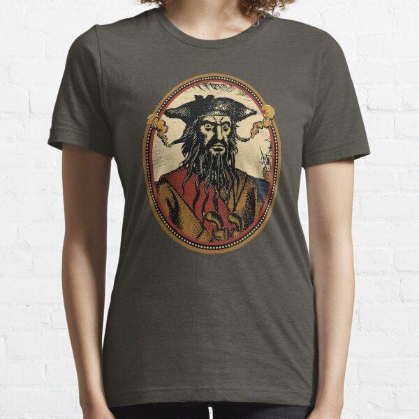 Black Beard Essential T-Shirt
