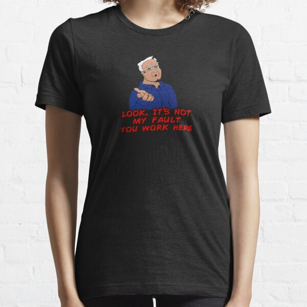 Bruno Harm, not my fault Essential T-Shirt