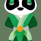 Emperor Panda by Mehdals