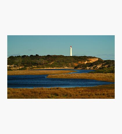 Split Point Lighthouse, Great Ocean Road. Photographic Print