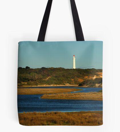 Split Point Lighthouse, Great Ocean Road. Tote Bag
