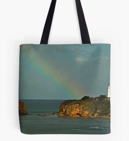 Nature's Spotlight, Airey's Inlet, Great Ocean Road Tote Bag