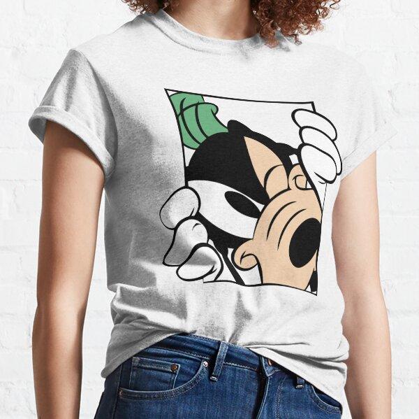 Goofy. Shirt, sticker, mask, mug, ... Classic T-Shirt