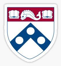 University of Pennsylvania Sticker