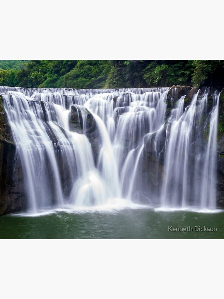 Shifen Waterfalls, Pingxi in Taiwan by KenTaiwan98