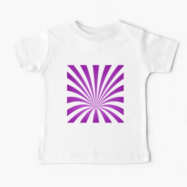 Whirl Background Art Baby T-Shirt
