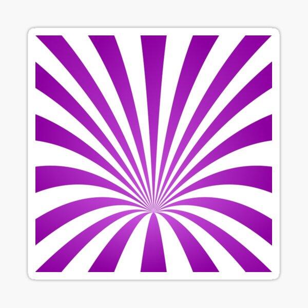 Whirl Background Art Sticker