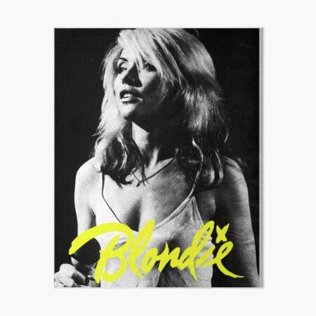 Concert de Blondie Blondie Impression rigide