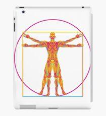 vitruvian pop iPad Case/Skin