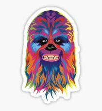 chewie Sticker