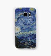 notte stellata van gogh Samsung Galaxy Case/Skin