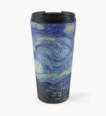 notte stellata van gogh Travel Mug