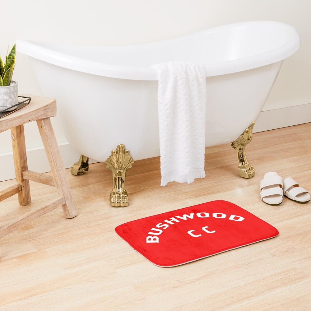 Bushwood Country Club Bath Mat