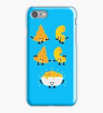 Character Fusion - Mac N Cheese iPhone Case/Skin