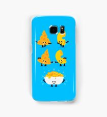 Character Fusion - Mac N Cheese Samsung Galaxy Case/Skin