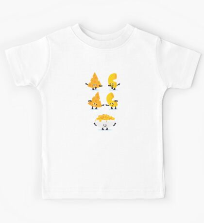 Character Fusion - Mac N Cheese Kids Clothes