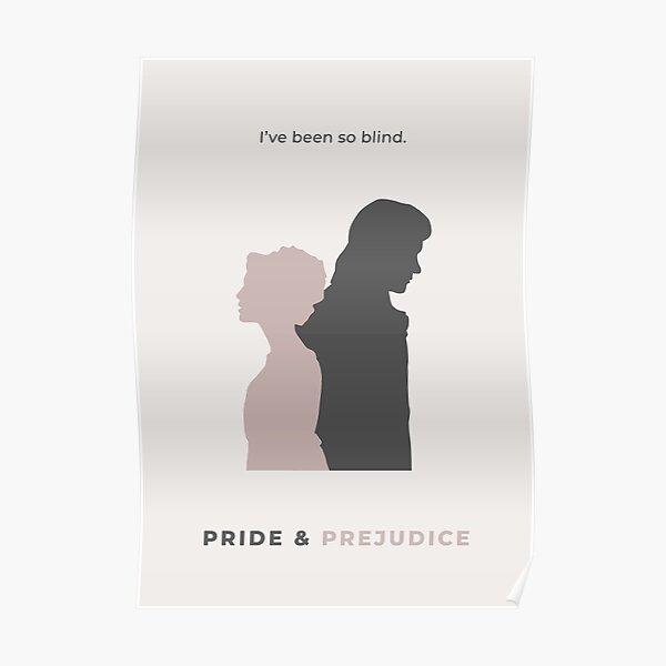 Póster Alternativa de orgullo y prejuicio Póster