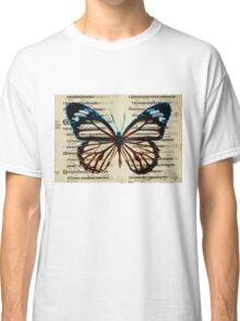 Northumberland Butterfly Classic T-Shirt