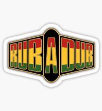 Rub A Dub Sticker