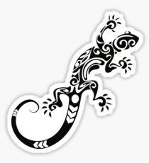 Lizard Sticker Sticker