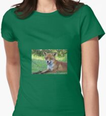 ...Spring...finally ... Women's Fitted T-Shirt