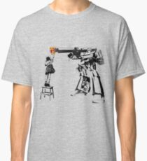 Megatron - Peace Through Botany Classic T-Shirt