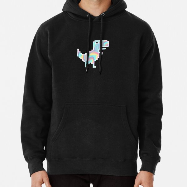 HOLO Dino Pullover Hoodie