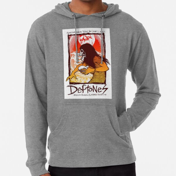 yangjin Deftones Adrenaline Sweatshirt Hooded Sweat Sweatshirt