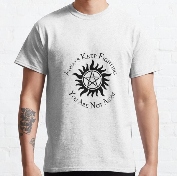 Supernatural Not Alone v1.0 Classic T-Shirt