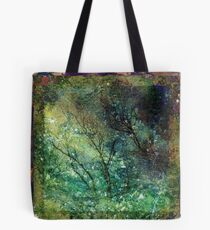 The Shuddering Wood Tote Bag