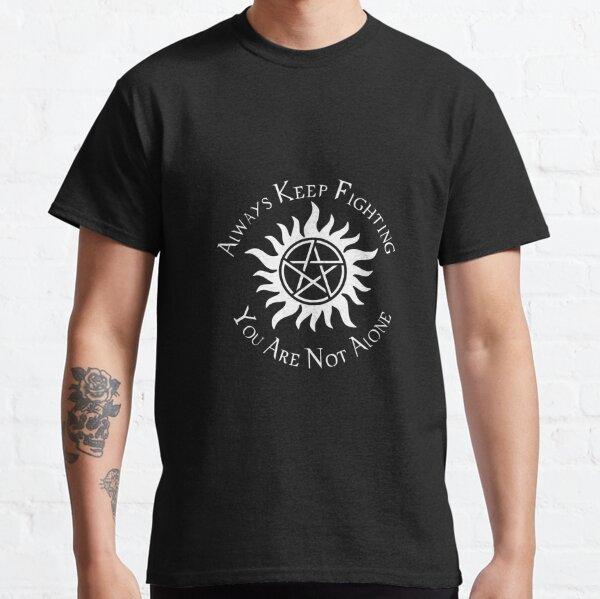 Supernatural Not Alone v2.0 Classic T-Shirt