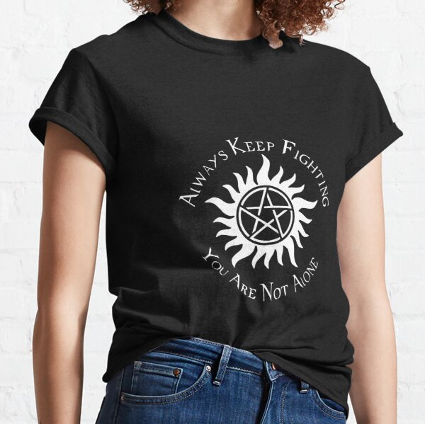 Supernatural Not Alone v2.0 Classic T-Shirt