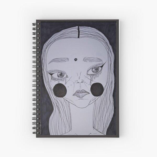 SAD GIRLS UNITE Spiral Notebook
