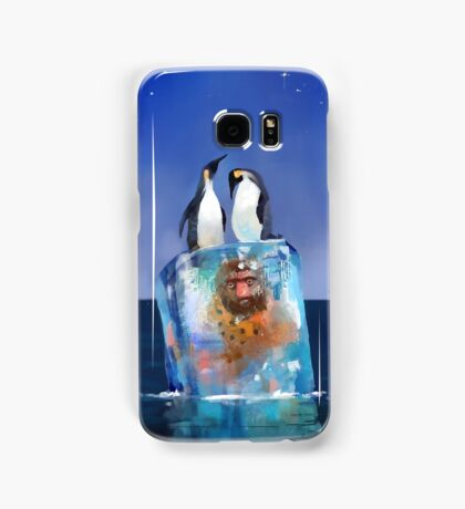 Icy Situation Samsung Galaxy Case/Skin