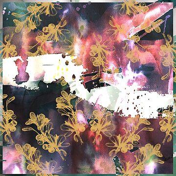 Inky Madness by amyoharris