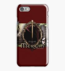 Merlin logo iPhone Case/Skin