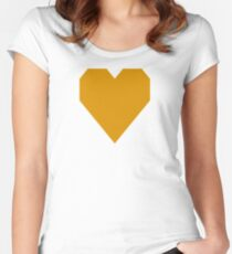 Harvest Gold  Women's Fitted Scoop T-Shirt