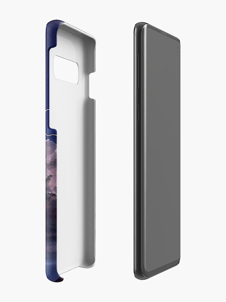 Alternate view of Lightning in HDR Case & Skin for Samsung Galaxy